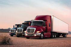 ProStar - Semi Truck - Class 8 | International Trucks