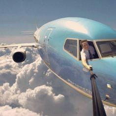 El mejor selfie realizado con una GoPro