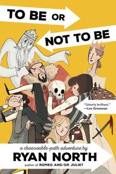 Choose your own adventure in this adaptation of Shakespeare's Hamlet. YA NORTH Ryan