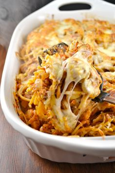 Spicy Vegetarian Baked Spaghetti 15 Delicious Meatless Dinners That Are Perfect For Fall Gout Recipes, Spicy Recipes, Cooking Recipes, Italian Recipes, Healthy Recipes, Vegetarian Bake, Vegetarian Recipes, Spaghetti, Tasty
