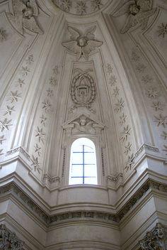Rom, Corso del Rinascimento, Sant'Ivo alla Sapienza von Borromini (St. Ives alla Sapienza by Borromini)