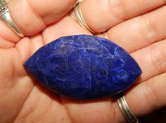 GENUINE SAPPHIRE  Genuine Earth-mined Sapphire  HUGE by esoTERRAca