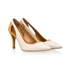 Geo Classic Pumps by Alviero Martini
