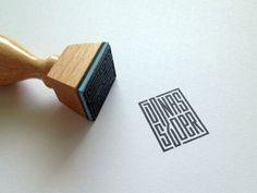 40 utilisations de tampons pour créer un graphisme original - Inspiration…