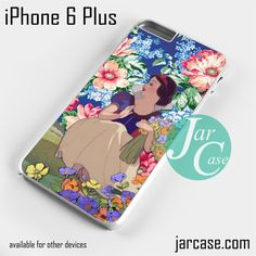 Snow White Floral Forest NT Phone case for iPhone 6 Plus and other iPhone devices