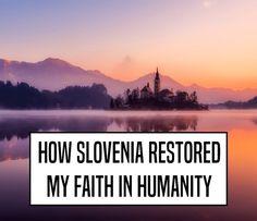 Slovenian hospitality and friendliness