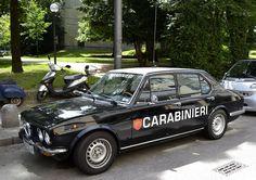 Carabinieri Alfa Romeo Alfetta Berlina