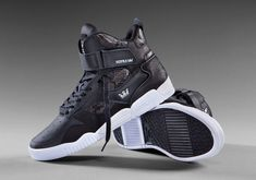 Supra Unveils The Bleeker Supra Sneakers, Supra Shoes, Nike Air Shoes, Mens Boots Fashion, Sneakers Fashion, Fashion Shoes, Tenis Casual, Casual Shoes, Dorothy Shoes