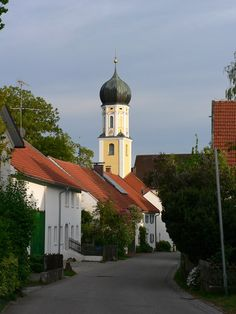 Eresing, Pfarrkirche St. Ulrich (Landsberg am Lech) BY DE