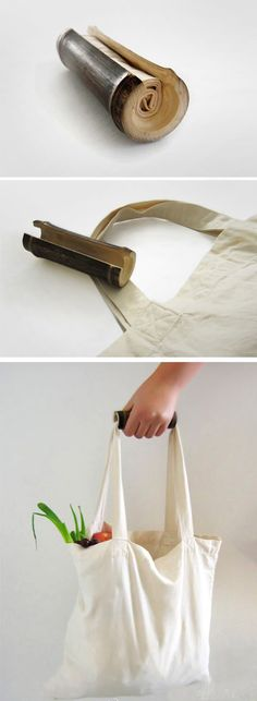 No more feeling like your fingers will fall off with heavy bags!