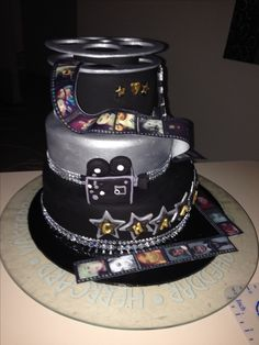 Bendy and the ink machine cake | Party ideas | Pinterest ...
