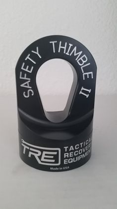 Winch Safety Thimble for Synthetic Winch Ropes - https://www.4lowparts.com/winch-safety-thimble-for-synthetic-winch-ropes/