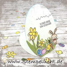 Osterkörbchen, Schöne Inspirationen mit dem Stampin Up Set zum Blog Hop Team StampinClub