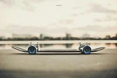 Even skateboards can be lowered!!