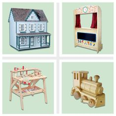 Easy Diy Woodworking Kits For Kids' Toys