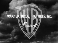 Warner Bros. logo 1937 Kid Galahad
