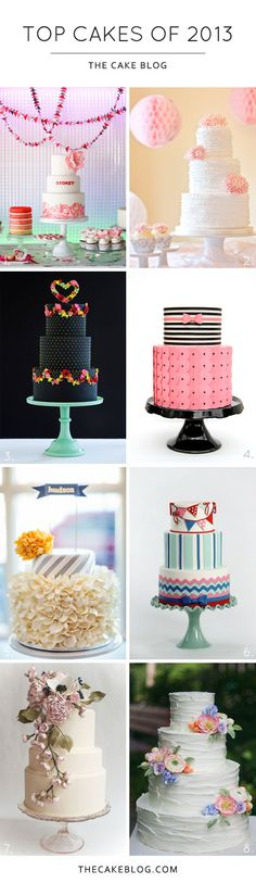 Top Cake Designs of 2013     TheCakeBlog.com