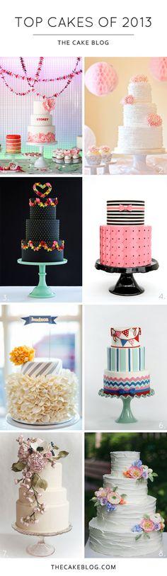 Top Cake Designs de 2013 | TheCakeBlog.com