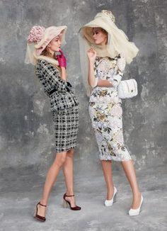 Vogue Easter - hats