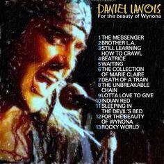 DANIEL LANOIS - For the beauty of Wynona CD COVER