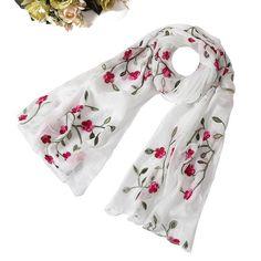 hot 2018 new brand women scarf spring summer silk scarves shawls and wraps lady pashmina beach stoles hijab foulard Burgundy Scarf, Gold Scarf, Leopard Scarf, Cute Scarfs, Chiffon Scarf, Floral Scarf, Shawls And Wraps, Silk Scarves, Womens Scarves