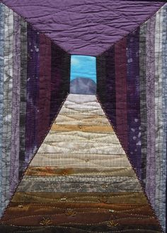 Pat Archibald, Africa quilt gallery