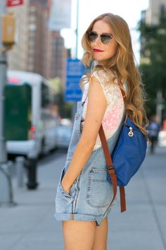 Amazing Ways to Wear Statement Sunglasses | StyleCaster