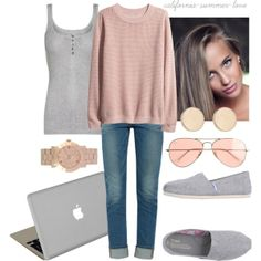 """""""Spring Outfit"""" by california-summer-love on Polyvore"""