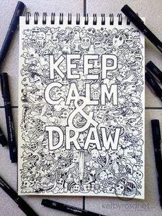 I love draw <3