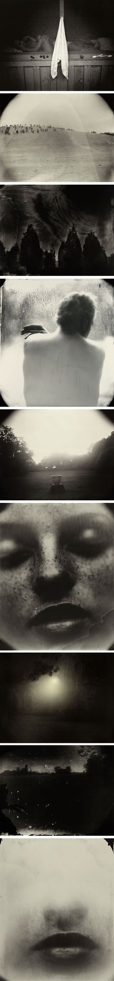 Selected works by photographer, Sally Mann.