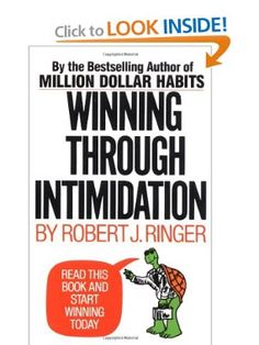 Written by the bestselling author of MILLION DOLLAR HABITS, this business gem, explains in candid terms what intimidation is, why you become intimidated and how you can avoid the mental lapses that can cause you to fall victim to intimidation.