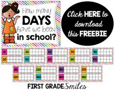 First Grade Smiles: Setting up a new classroom. 1st Grade Calendar, Kindergarten Calendar, Calendar Activities, Classroom Calendar, Kindergarten Math, Math Activities, Calendar Time, Preschool, Calendar Songs
