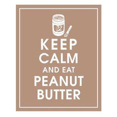 mmm... peanut butter!