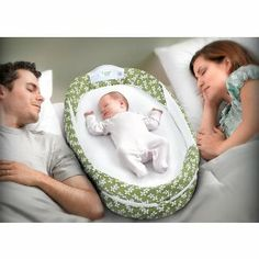 Snuggle Nest Surround - I have this & it is my favorite!! Safe way for those who want to co-sleep with their baby!!