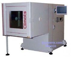 Prueba con vibraciones bajo ambiente controlado en temperatura / humedad