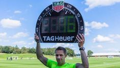 Swiss watchmaker Tag Heuer is assisting in timekeeping efforts of Premier League referees during the upcoming football season.    Starting next year, every Premier League referee will wear a Tag Heuer Connected timepiece during football matches. Tag Heuer has developed a new app for its Connected watch that was developed in close partnership with Premier League officials, ensuring the performance of the device.