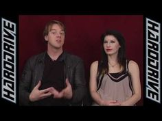 Emma Anzai and Shim Moore from Sick Puppies