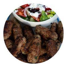 Tzatziki, Sausage, Food, Sausages, Essen, Meals, Yemek, Eten, Chinese Sausage