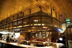 Acoustic Technologies MK Series in the Gordita Bar & Restaurant Loudspeaker Enclosure, Booth Seating, Audio System, Restaurant Bar, Acoustic, Philosophy, Miniature, Heart, Room