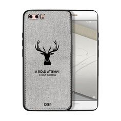 Slim Christmas Deer Cloth Phone Shell For Huawei Mothers Day Presents, Christmas Deer, Best Phone, Phone Covers, Best Gifts, Shell, Art Walls, Slim, Cool