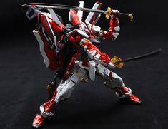 Gundam Astray Red Frame | Mobile Suit Gundam Seed MSV Astray #garagekit #figure