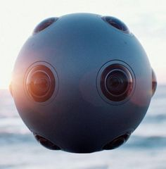 OZO, Nokia's 360-degree view camera