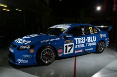 Video + Photos: DJR to run retro Tru-Blu livery at Bathurst 1000 - Motorsport Retro Australian Muscle Cars, Aussie Muscle Cars, V8 Supercars, Old Race Cars, Ford Falcon, Car Photos, Motor Car, Cars And Motorcycles, Touring