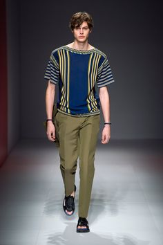 Salvatore Ferragamo Men's Spring/Summer 2017 Collection