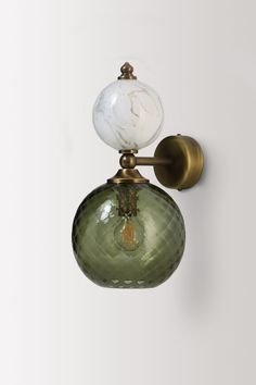 By scaling down the Pop Light to a wall mounted sconce we have created this animated yet stylish accessory. The ability to combine colours and textures makes this the perfect highlight to a clean modernist interior. Sconce Lighting, Lighting Design, Lighting Ideas, Vintage Lamps, Vintage Wall Lights, Hand Blown Glass, Colored Glass, Light Up, Light Fixtures