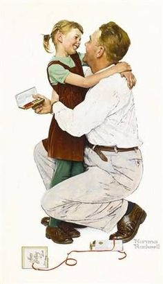 Election Day - Norman Rockwell