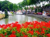 A lovely along the Canal du Midi from Toulouse to Sete http://www.detours-in-france.com/Canal%20du%20Midi-bike-tour-95-1-3.html