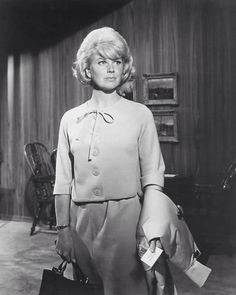 Doris Day in That Touch of Mink 1962.
