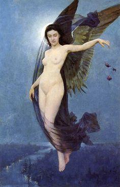 Nymph (1887),Robert Van Vorst Sewell