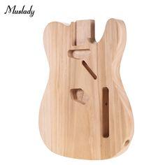 Electric Guitar Kits, Electric Guitars, Sycamore Wood, Guitar Diy, Guitar Neck, Guitar Parts, Guitar Building, Diy Kits, Guitars